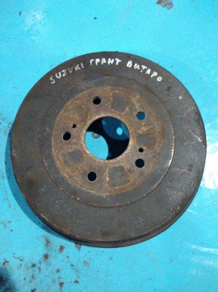 Тормозной барабан Suzuki Escudo TD54W J20A 2008г задний