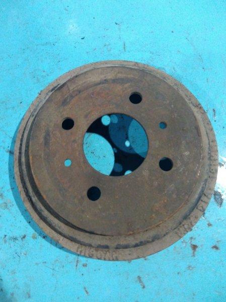 Тормозной барабан Nissan March K11 CG10-DE 1998г задний