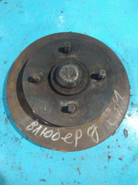 Тормозной диск Nissan Bluebird U11 CA18 задний