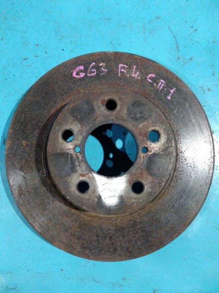 Тормозной диск Subaru Legacy BE5 EJ передний