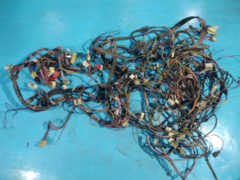 Электропроводка Лада 2110 2110 21124 2005г