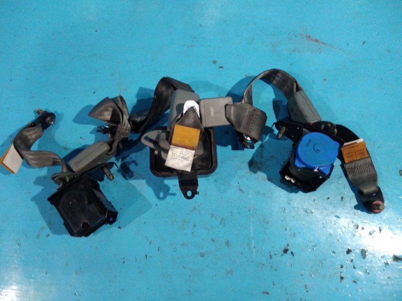 Ремень безопасности Chevrolet Lacetti J200 F16D3 2008г задний