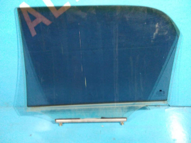 Стекло двери Daewoo Matiz 2010г заднее правое