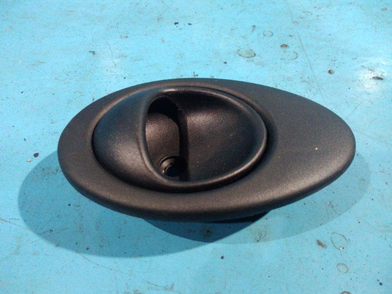 Ручка двери внутренняя Daewoo Matiz 2010г задняя правая