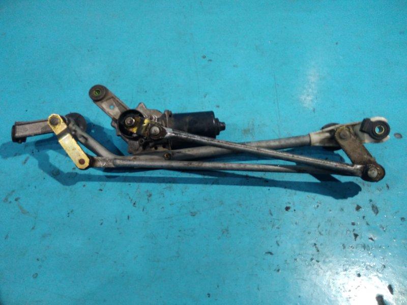 Механизм стеклоочистителя Nissan Ad VFY11 QG15DE передний