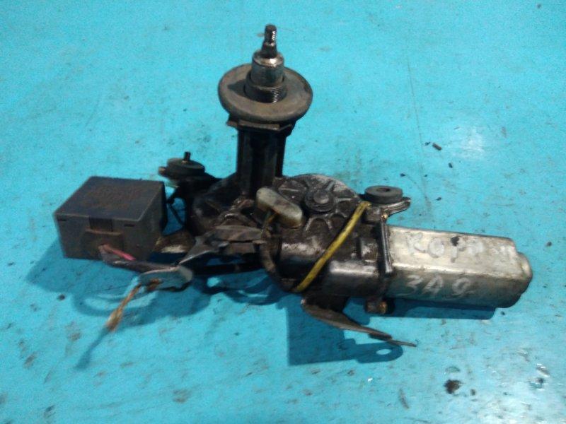 Механизм стеклоочистителя Toyota Corona ST195 3S-FE задний