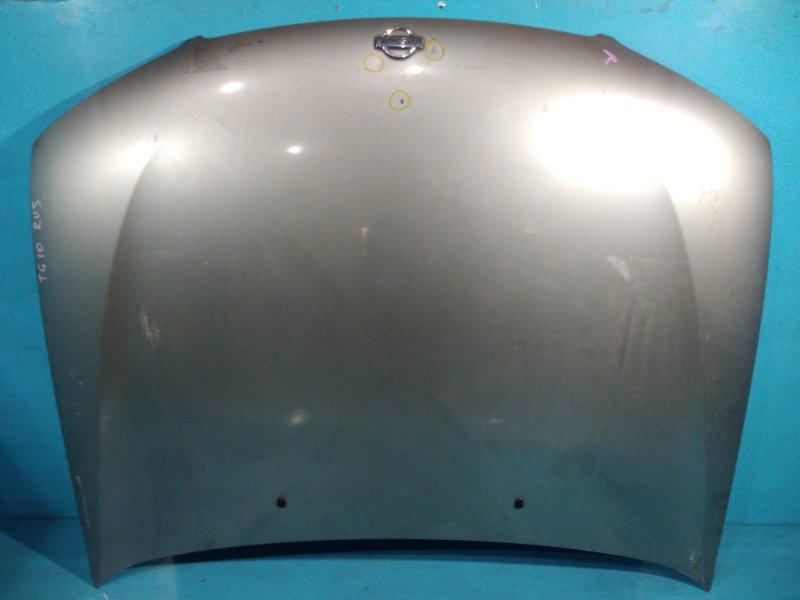 Капот Nissan Bluebird Sylphy TG10 2003г