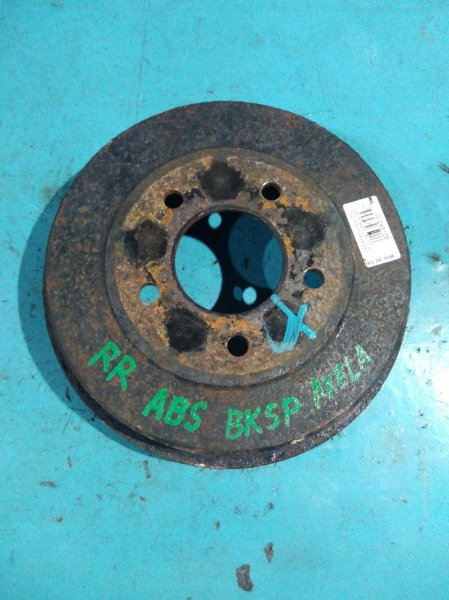 Тормозной барабан Mazda Axela BK5P задний