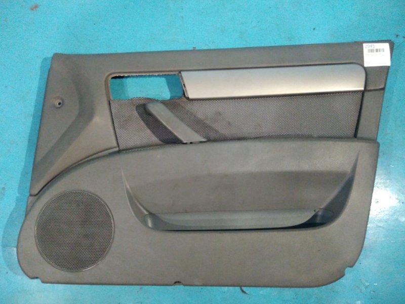Обшивка дверей Chevrolet Lacetti J200 F16D3 2008г передняя правая