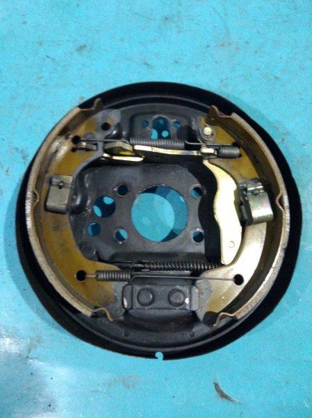Механизм стояночного тормоза Nissan Primera P11 QG18-DE задний левый