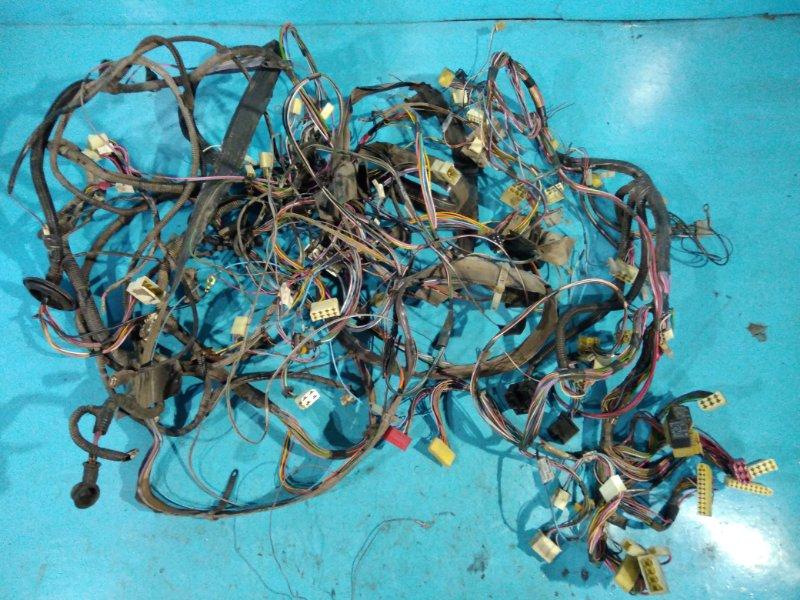 Электропроводка Лада 2112 2112 21124 2005г