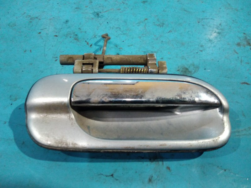 Ручка двери внешняя Nissan Sunny FB15 QG15DE 2000г задняя правая