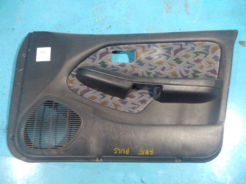 Обшивка дверей Nissan Pulsar FN15 GA15-DE 1998г передняя правая