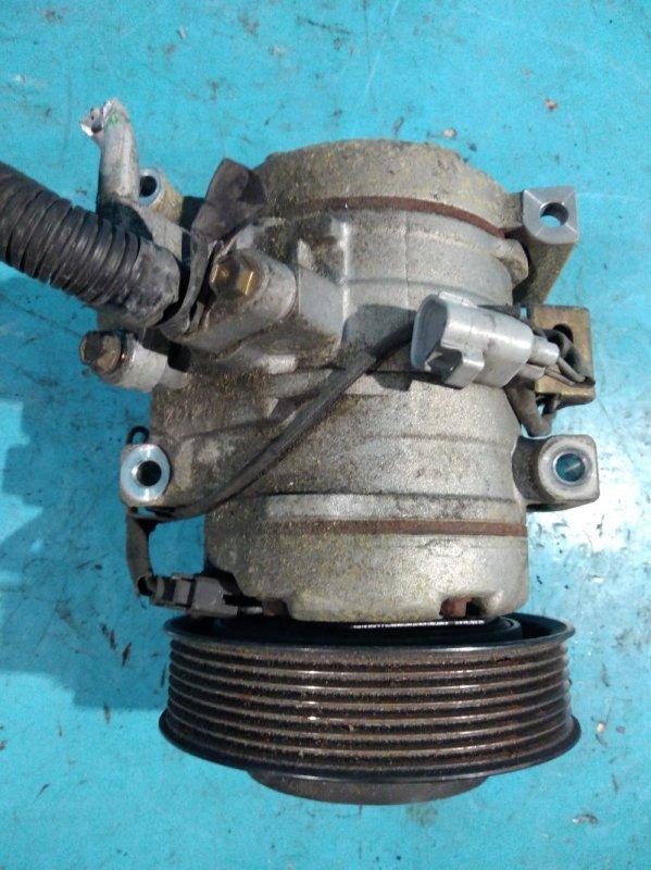 Компрессор кондиционера Toyota Vista Ardeo AZV50 1AZ-FSE 2000