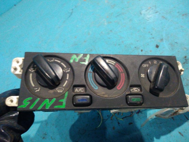 Блок управления климат-контролем Nissan Pulsar FN15 GA15-DE 1998г