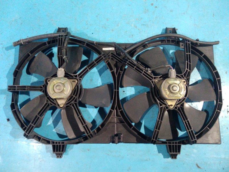 Диффузор Nissan Wingroad WFY11 QG15DE