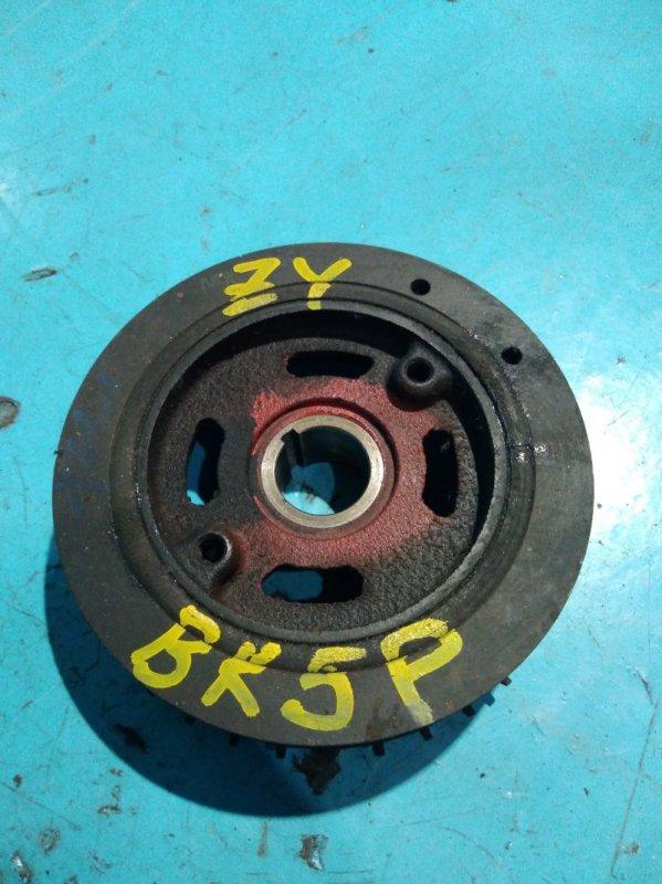 Шкив коленвала Mazda Axela BK5P ZY