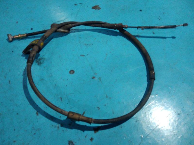 Трос ручника Suzuki Kei HN22S K6A 2002г задний правый