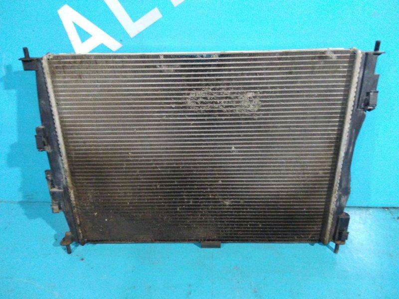 Радиатор двс Nissan Qashqai J10 MR20-DE
