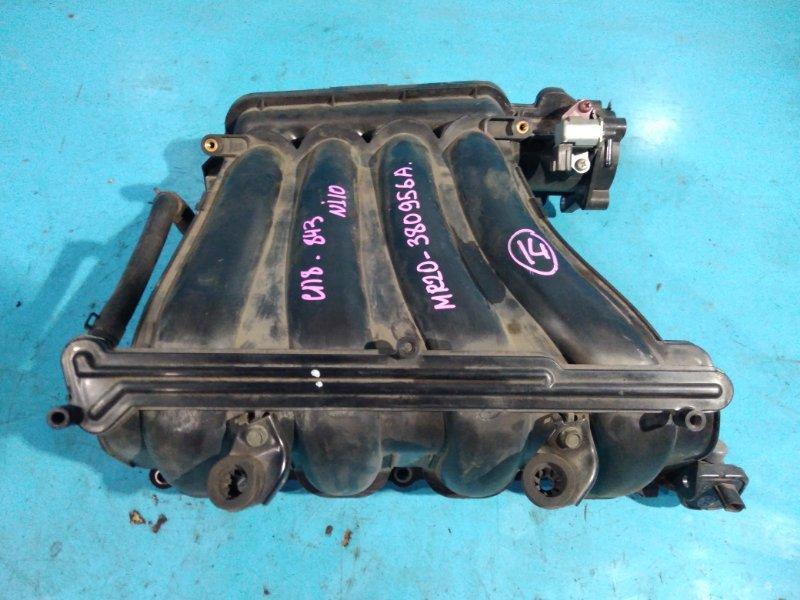 Коллектор впускной Nissan Qashqai J10 MR20-DE