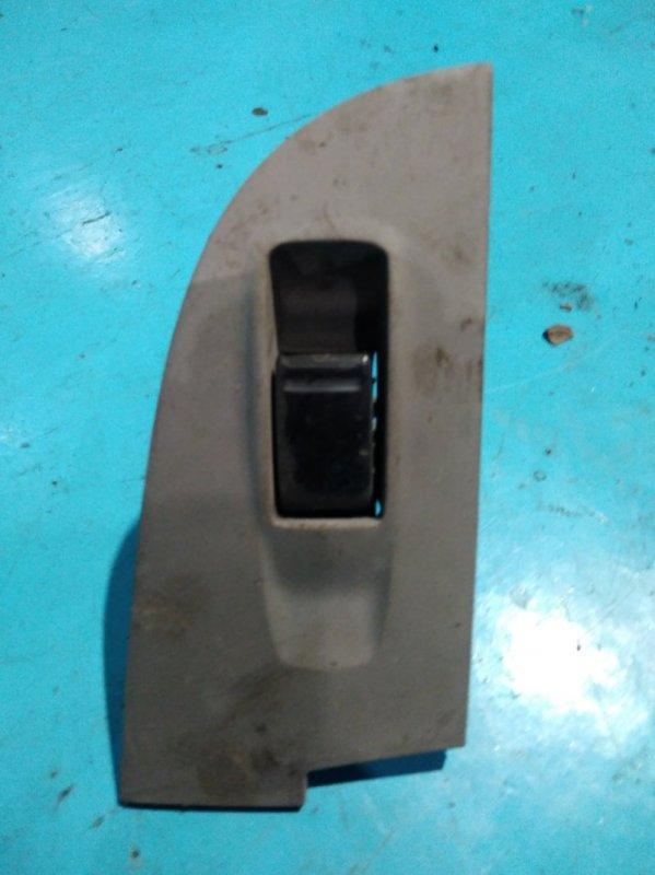 Кнопка стеклоподъемника Nissan Sunny FB15 QG15DE 2000г задняя правая