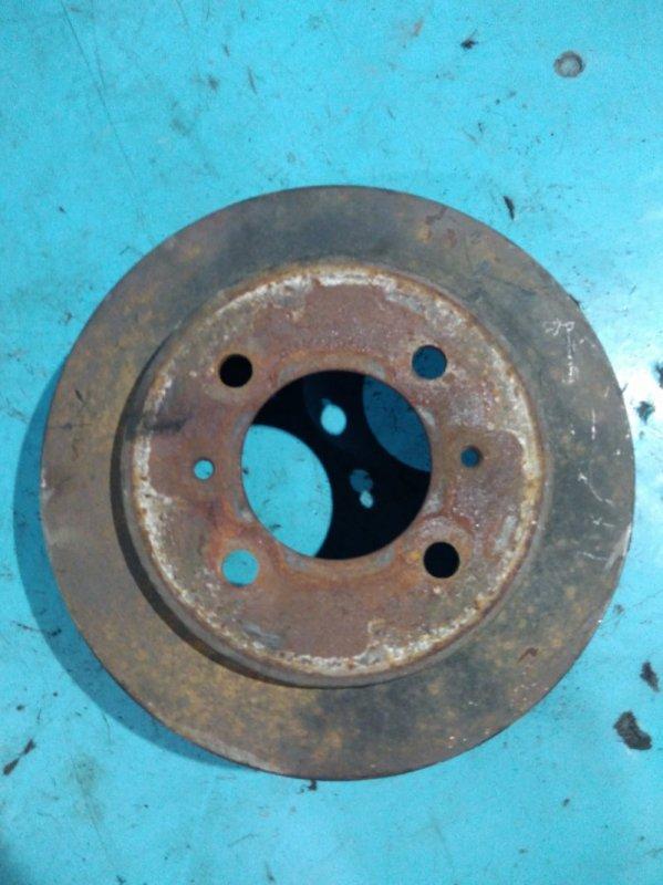 Тормозной барабан Nissan Pulsar FN15 GA15-DE задний