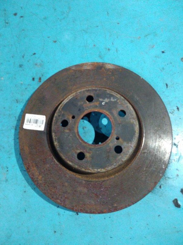 Тормозной диск Toyota Crown GRS182 3GR-FSE передний