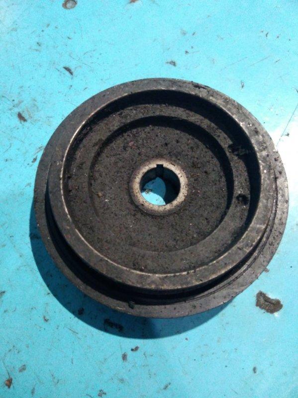 Шкив коленвала Nissan Expert VNW11 QG18-DE 2001г