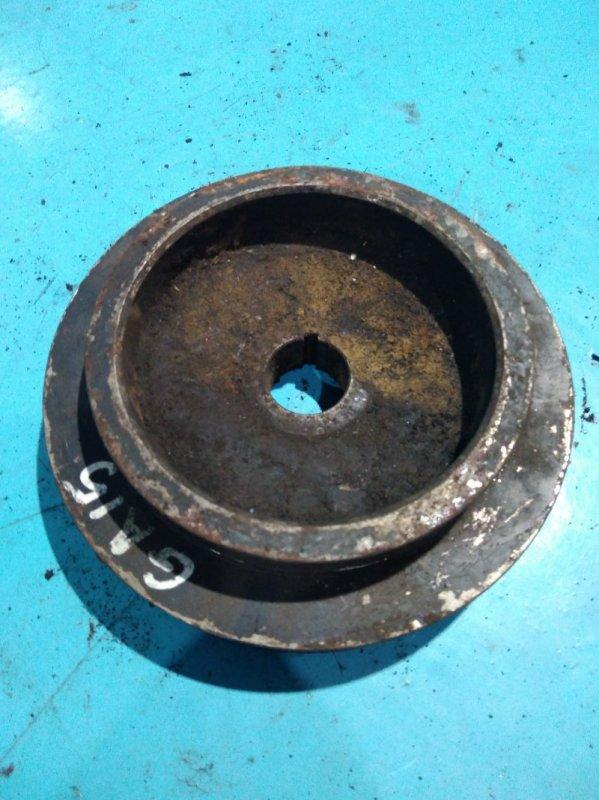 Шкив коленвала Nissan Pulsar FN15 GA15-DE 1998г