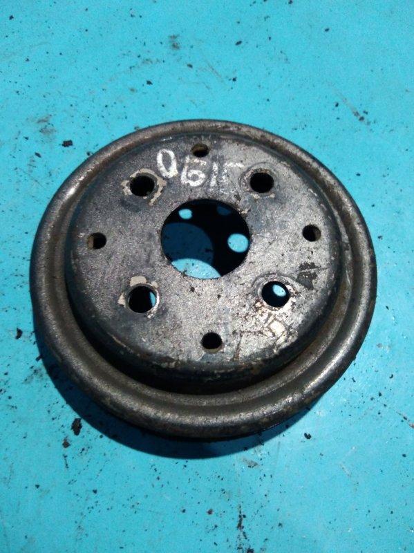 Шкив помпы Nissan Sunny FB15 QG15DE 2000г