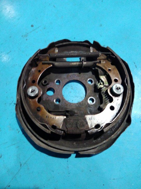 Механизм стояночного тормоза Nissan Sunny FB15 QG15DE 2000г задний левый
