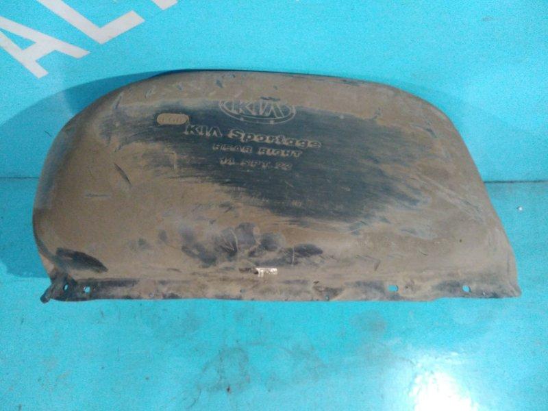 Подкрылок Kia Sportage JA FE 2000г задний правый