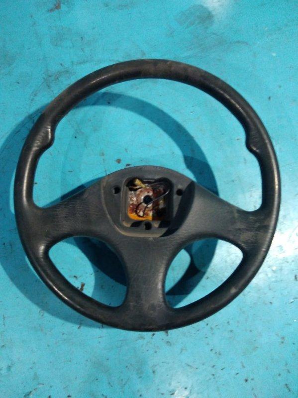 Руль Kia Sportage JA FE 2000г