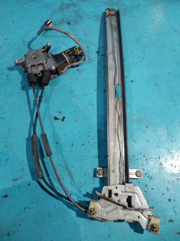Стеклоподъемник Kia Sportage JA FE 2000г передний правый