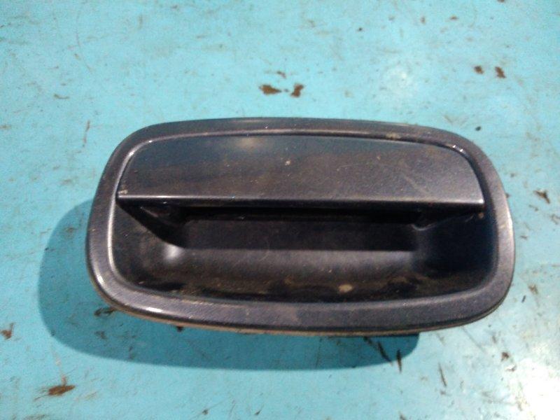 Ручка двери внешняя Kia Sportage JA FE 2000г задняя правая