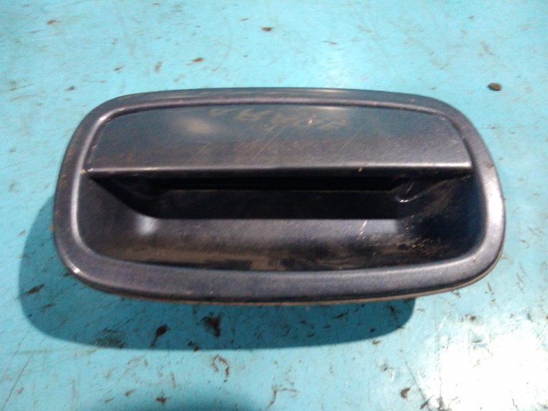 Ручка двери внешняя Kia Sportage JA FE 2000г задняя левая