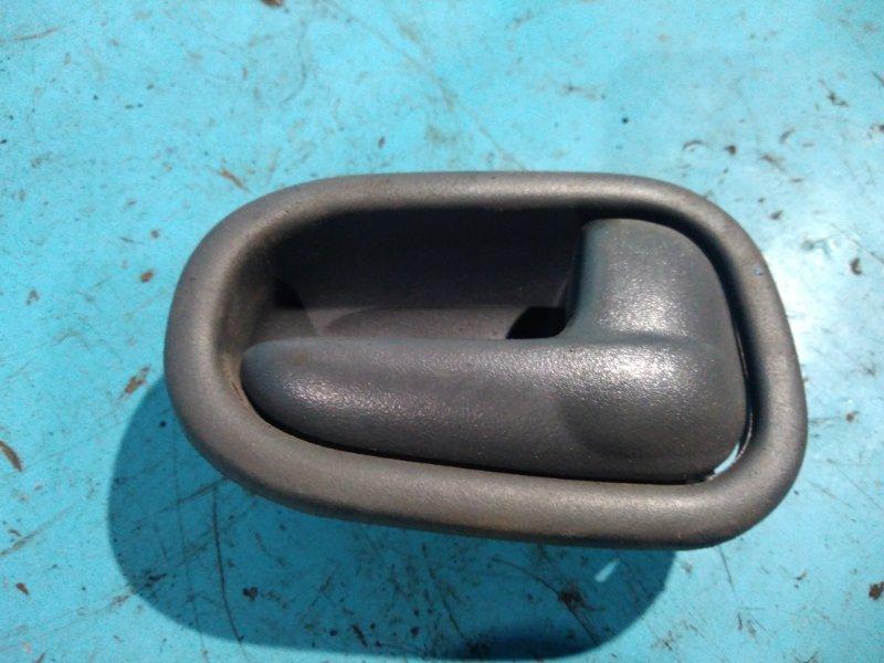 Ручка двери внутренняя Kia Sportage JA FE 2000г задняя правая