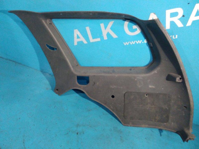 Пластик багажника Kia Sportage JA FE 2000г задний правый