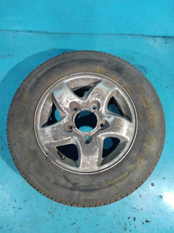 Запасное колесо Kia Sportage JA FE 2000г