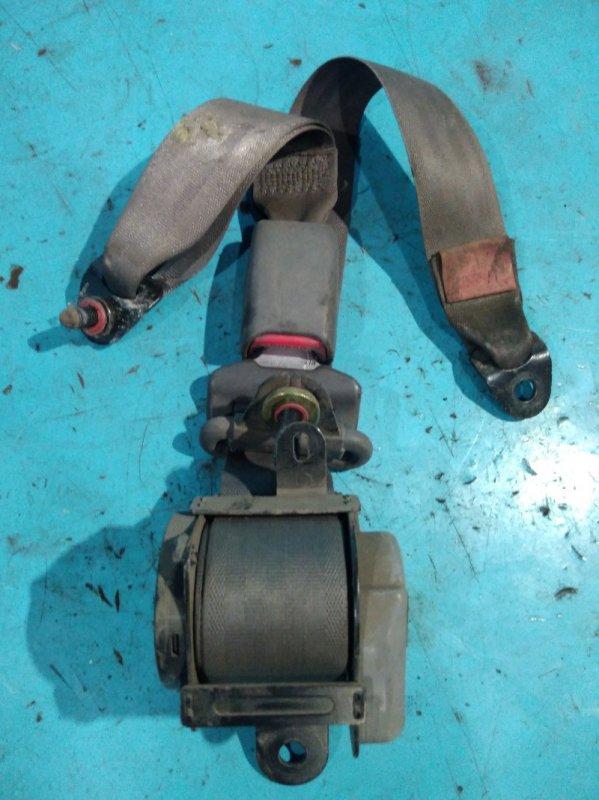 Ремень безопасности Kia Sportage JA FE 2000г задний правый