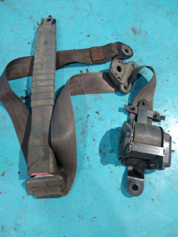 Ремень безопасности Kia Sportage JA FE 2000г передний правый
