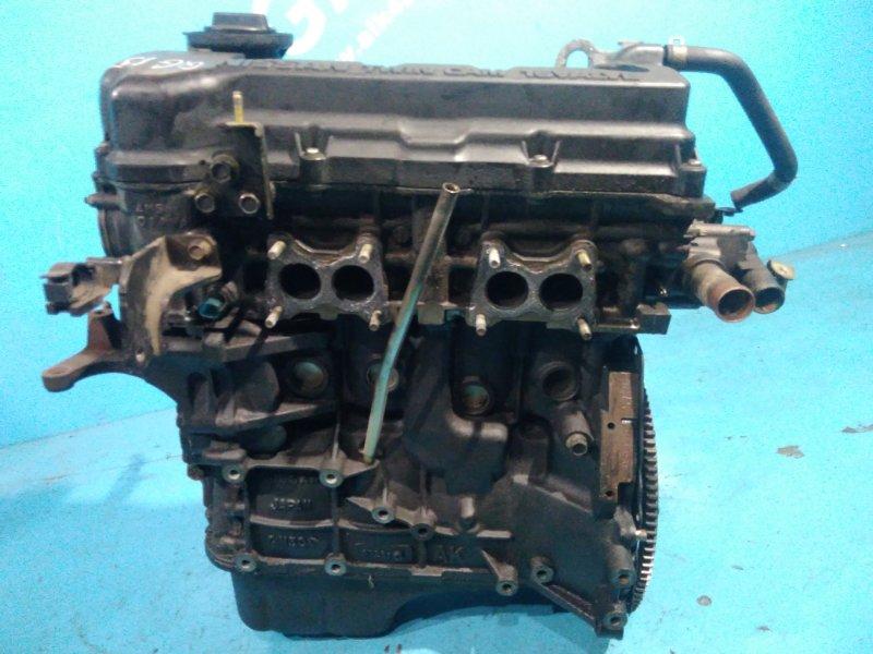 Двигатель Nissan Sunny FB15 QG15DE 2000г