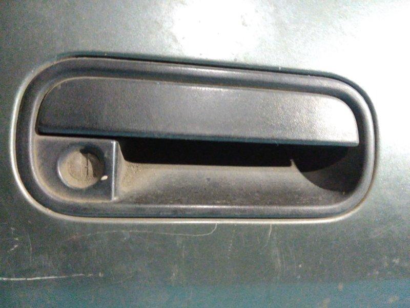 Ручка двери внешняя Isuzu Gemini JT641F 4EE1-T 1991г передняя правая