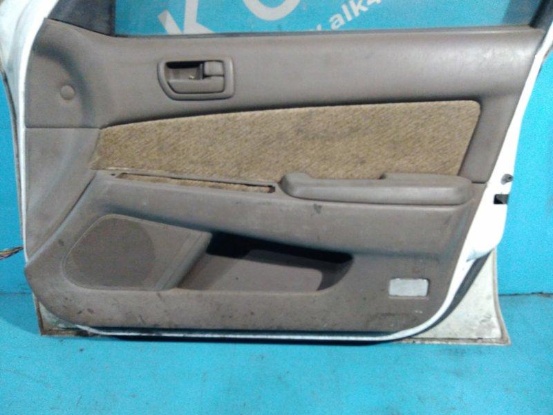 Обшивка дверей Toyota Camry SV40 4S-FE 1995 передняя правая