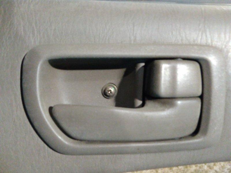 Ручка двери внутренняя Toyota Camry SV40 4S-FE 1995 передняя правая