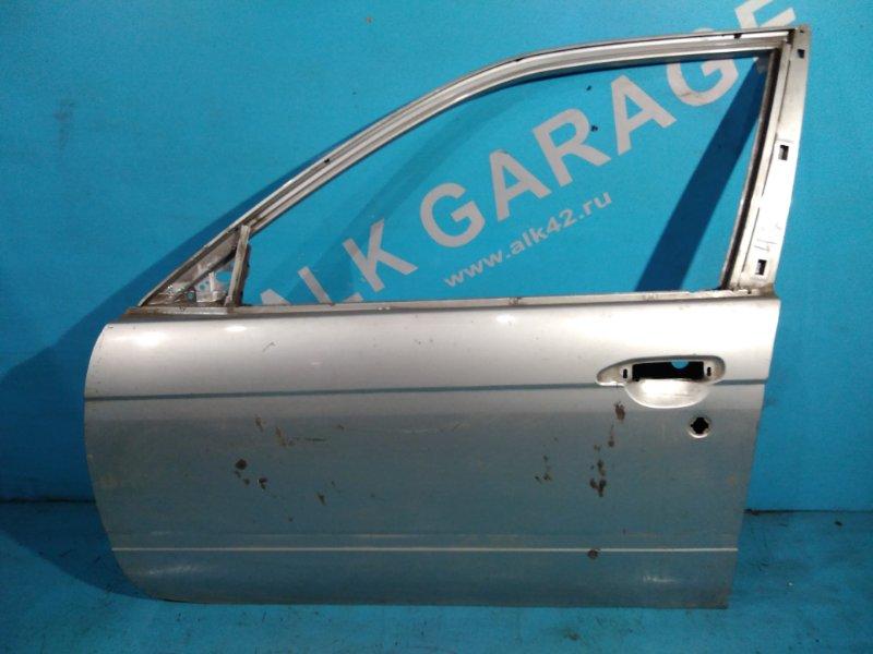 Дверь Nissan Expert VNW11 QG18-DE 2001г передняя левая