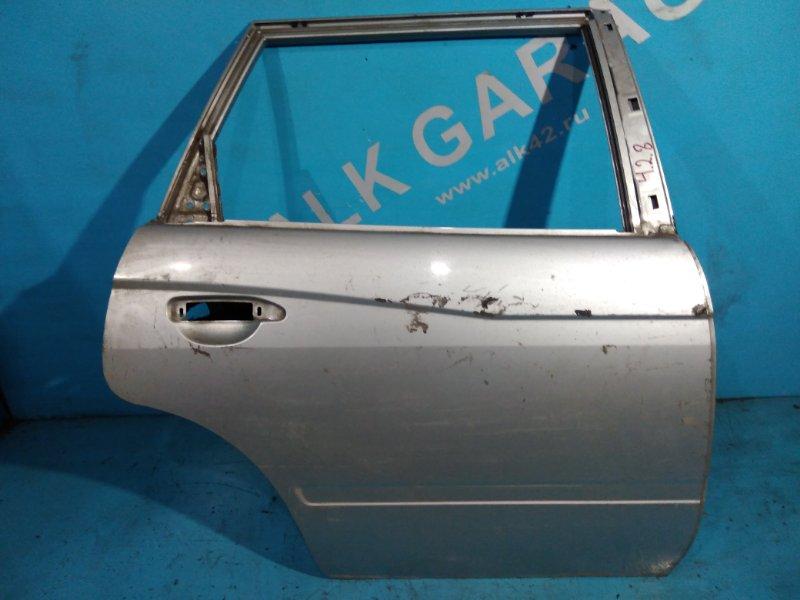 Дверь Nissan Expert VNW11 QG18-DE 2001г задняя правая