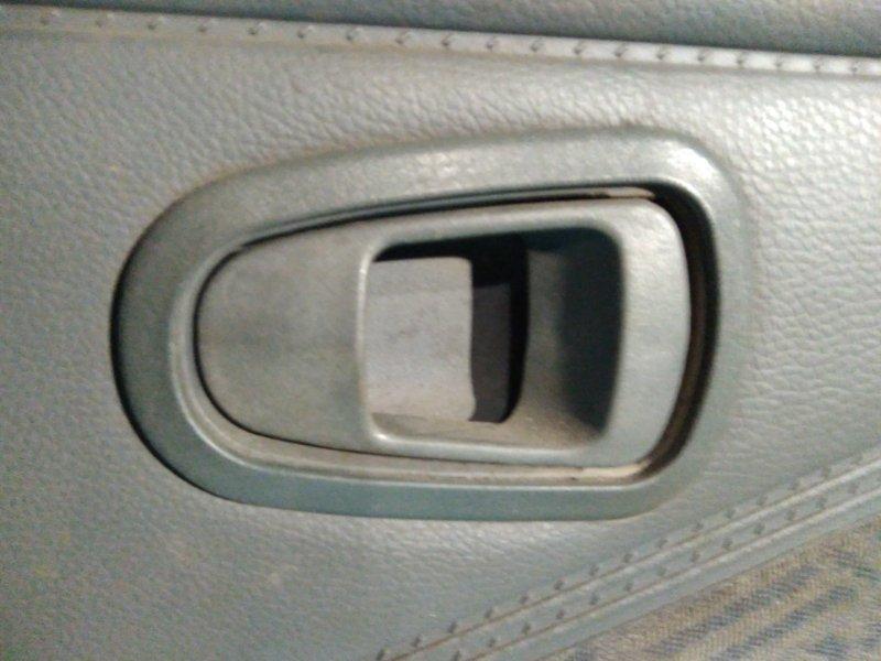 Ручка двери внутренняя Daewoo Nexia KLETN G15MF 2000г задняя правая