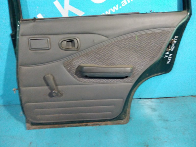 Обшивка дверей Daewoo Nexia KLETN G15MF 2000г задняя правая