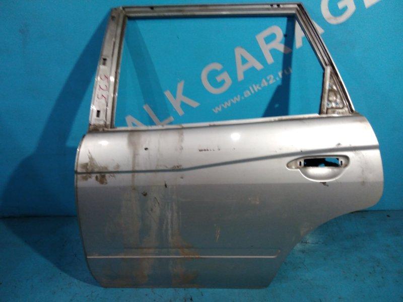 Дверь Nissan Expert VNW11 QG18-DE 2001г задняя левая